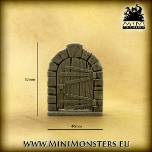 Dungeon Doors (4 PCS)