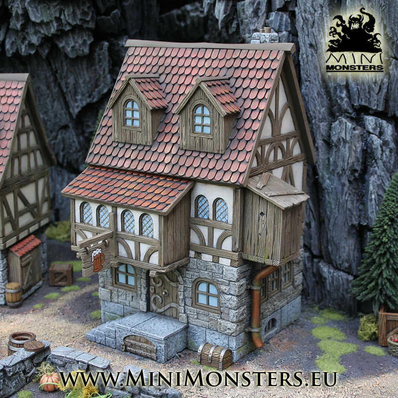 Medieval Tavern Mini Monsters
